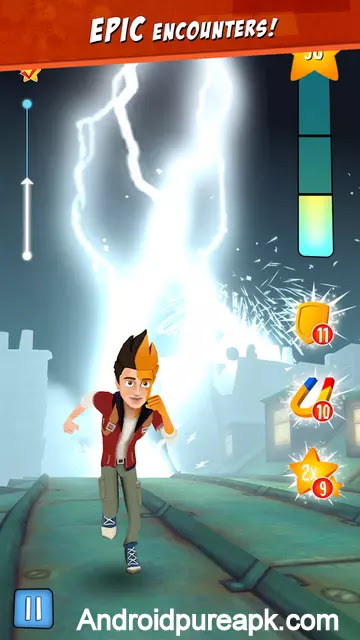 Star Chasers - Rooftop Runners Mod Apk