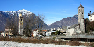 Masera sits in the shadow of the Alps close to the Swiss border