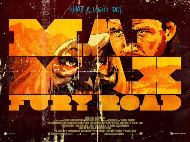فيلم Mad Max ينافس في سباق الأوسكار بـ10 ترشيحات