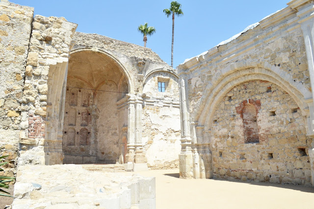 saint juan capistrano great stone church
