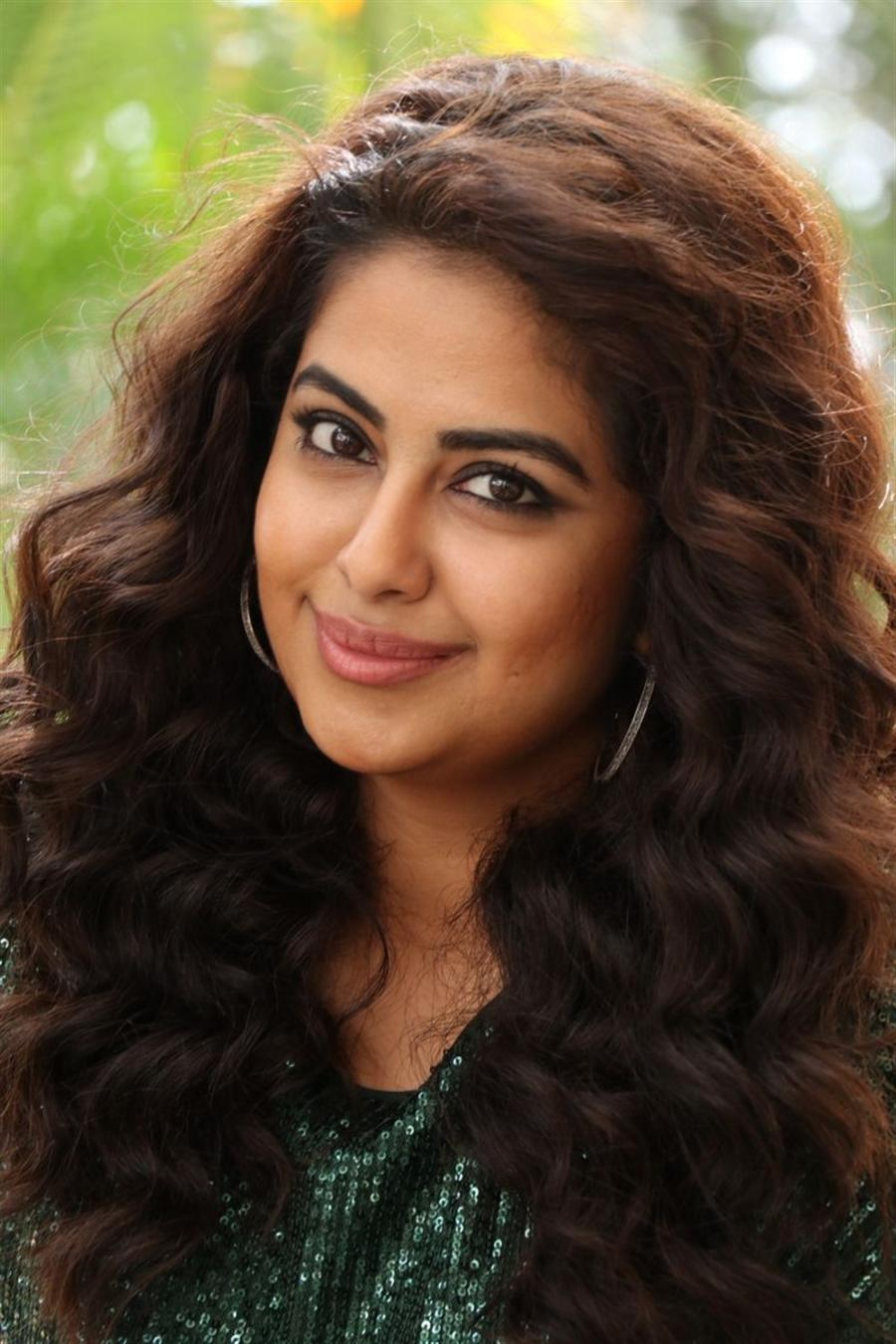 Telugu Actress Avika Gor at Raju Gari Gadhi 3 Movie Promotion