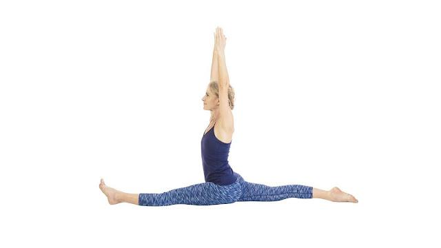 Mỗi ngày một tư thế Yoga || 57 Tư thế dâng lên Hanuman