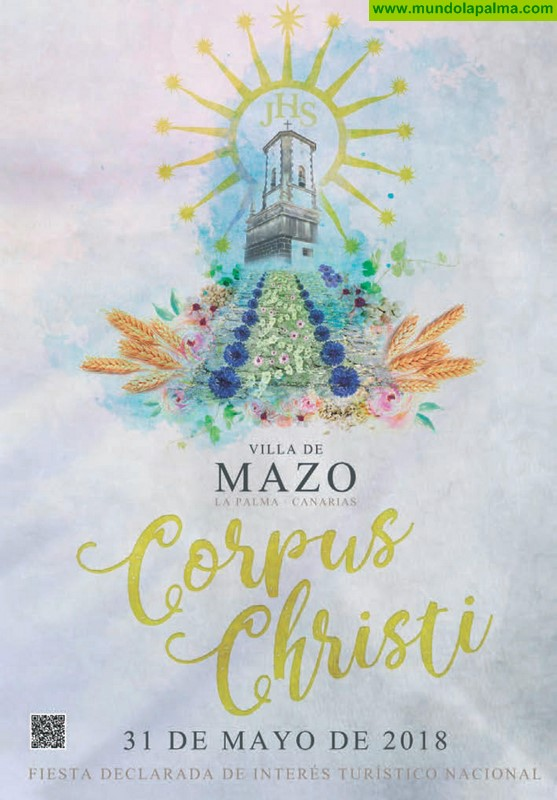 Programa de actos Corpus Christi 2018 Villa de Mazo