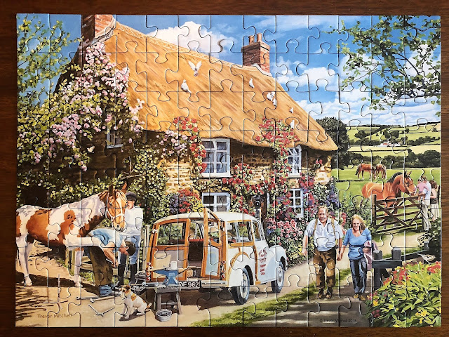 easy jigsaw puzzles with larger pieces