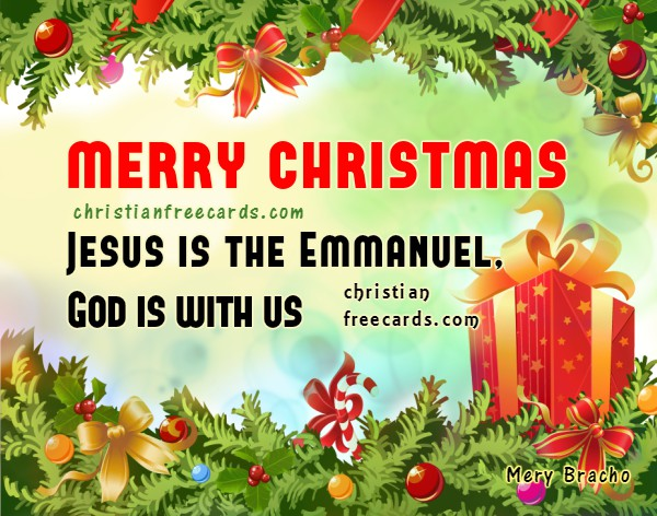 Short quotes about christmas time, nice christian images to share with friends, Christmas quotes by Mery Bracho