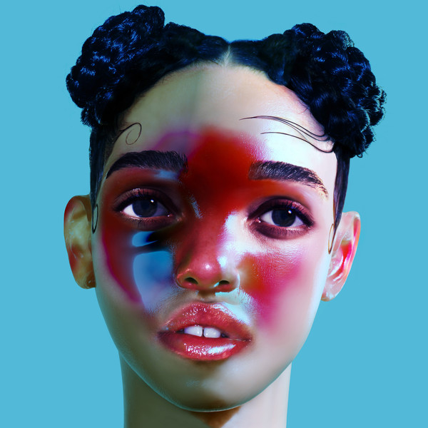 FKA twigs - Give Up - Single Cover