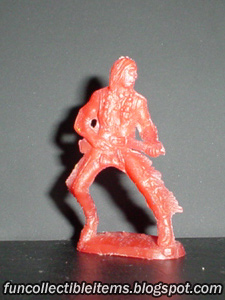 Indian Rifleman plastic toy soldier