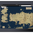 Westeros Map: 'Westeros Map' now includes East Essos and Meereen maps