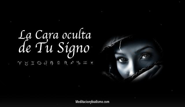 La cara oculta de cada signo zodiacal