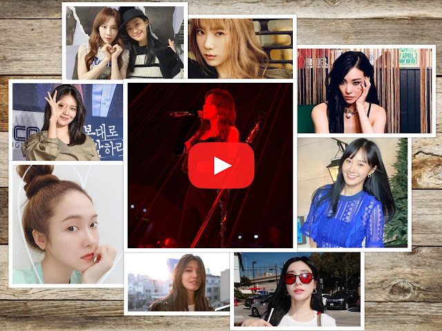 snsd youtube channels