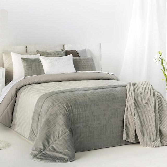 Colcha Bouti modelo Idara de Antilo Textil