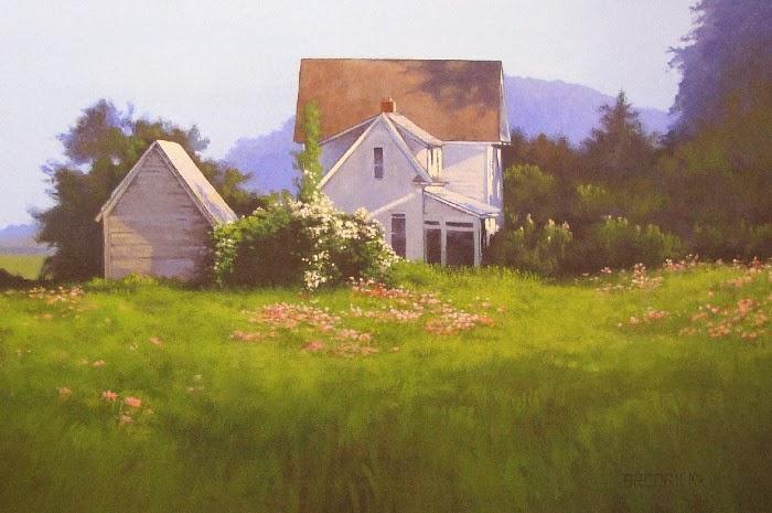 J.M. Brodrick - June's Flowers
