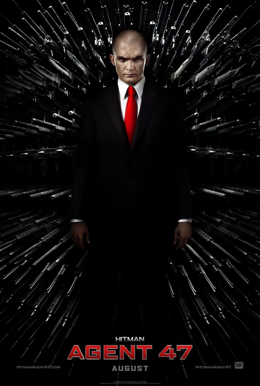 Hitman Movie Poster New HITMAN: AGE...