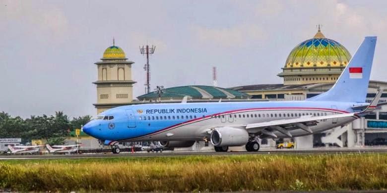 Travelavida: Perbandingan Pesawat Kepresidenan RI dengan ...