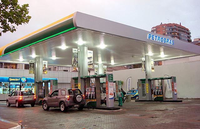 Petrobras vende 100 por cento da Petrobras Chile