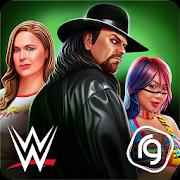 Playstore icon of WWE Mayhem