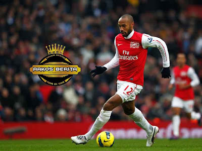 Thierry Henry Sarankan Rashford Untuk Pergi Dari United