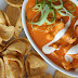 Game Time Recipe: Buffalo Chicken Dip with Fritos (Frito Pie)