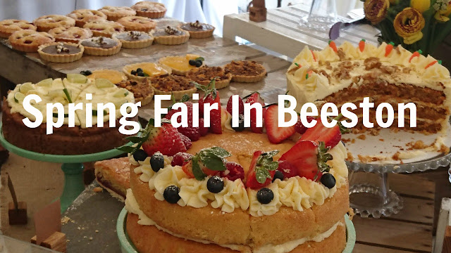 Spring Fair In Beeston