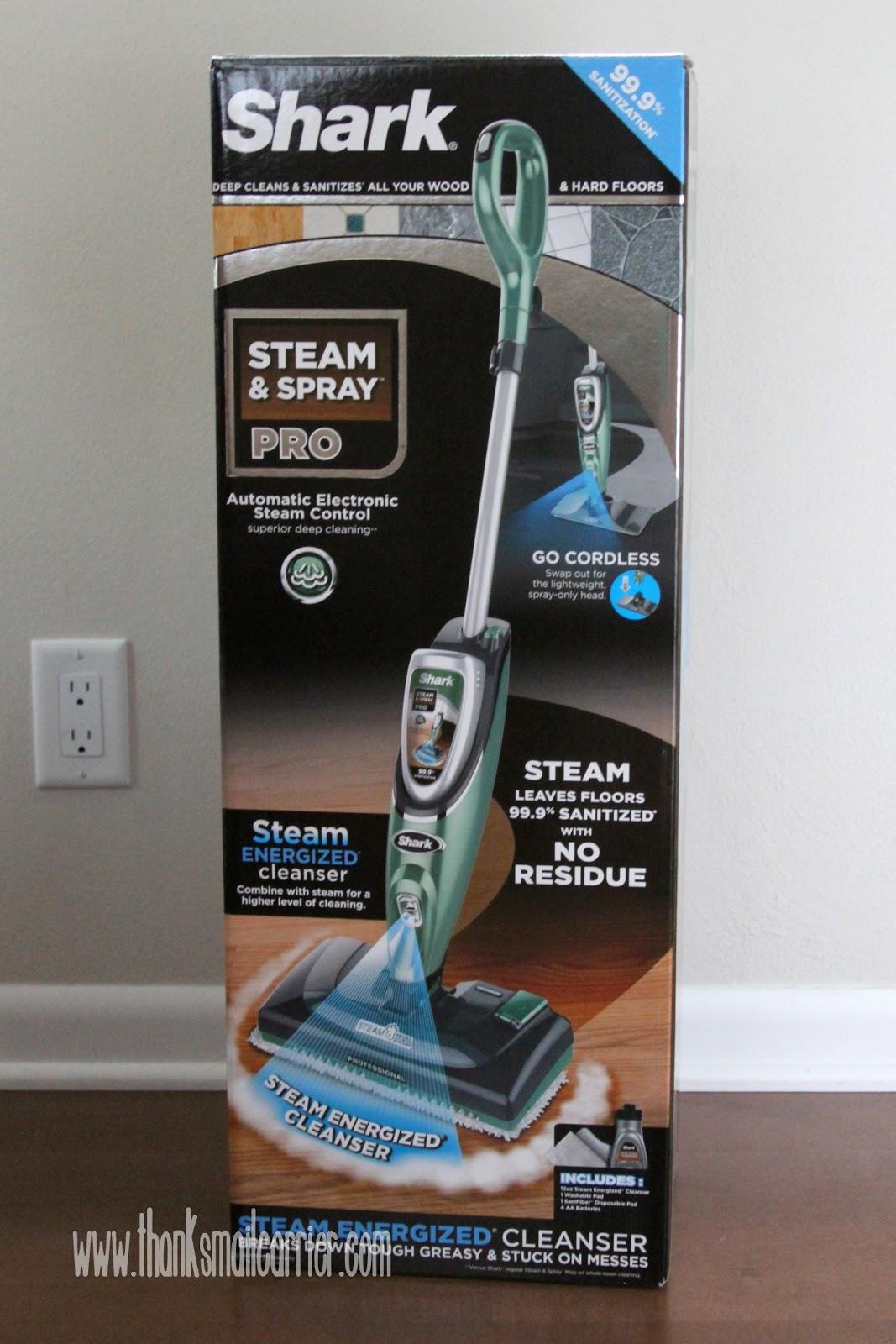 Shark Steam Spray Pro