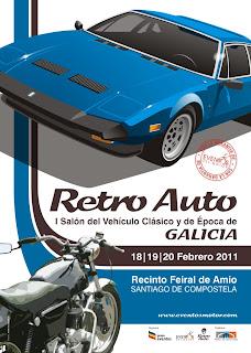 RETRO+AUTO+GALICIA