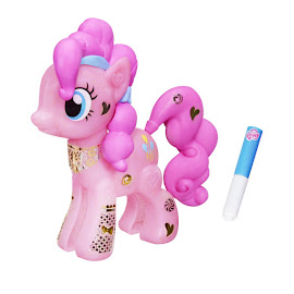 MLP Wave 6 Design-a-Pony Kit Pinkie Pie Hasbro POP Pony