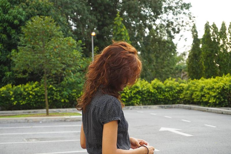 A Hair Experiment