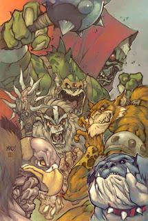 marvel, image, x-men, dessinateur, comics, jeux-vidéo, ère d'apocalypse