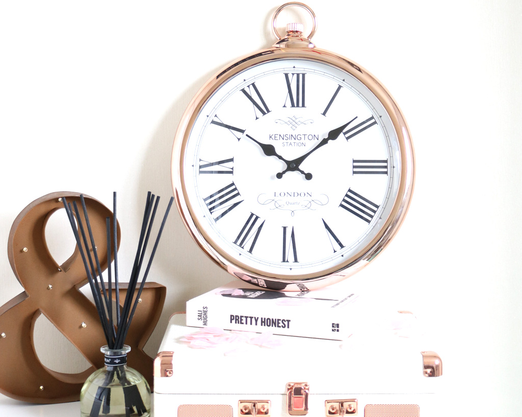 Copper Homeware from Melody Maison