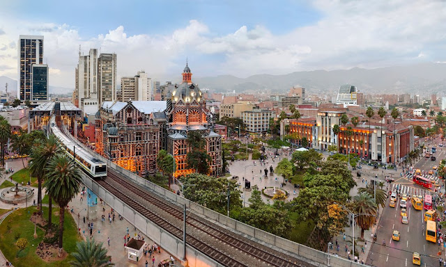 Aluguel de carro em Medellín