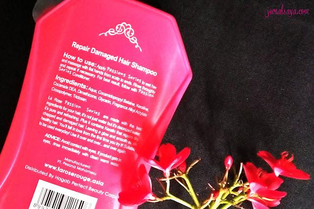 shampo tanpa SLS/SLES