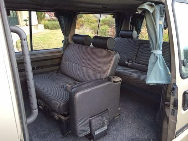 4X4 Van For Sale >> 1986 Mitsubishi Delica 4×4 Turbo Diesel Microbus - 4x4 Cars