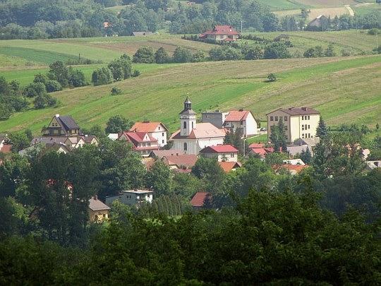 Jaroszowice. Kościół pw. Św.Izydora.