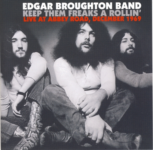 Rockliquias: EDGAR BROUGHTON BAND - Live At Abbey Road 1969