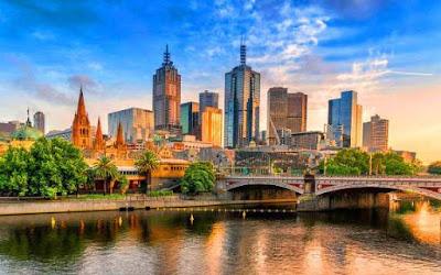Tempat menarik di melbourne australia untuk bercuti