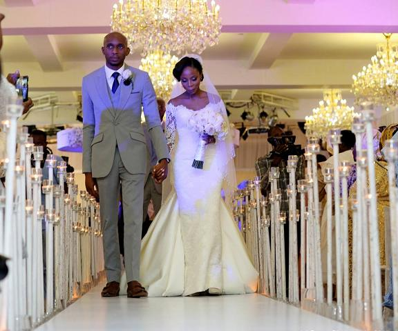 olubunmi bakare wedding pictures