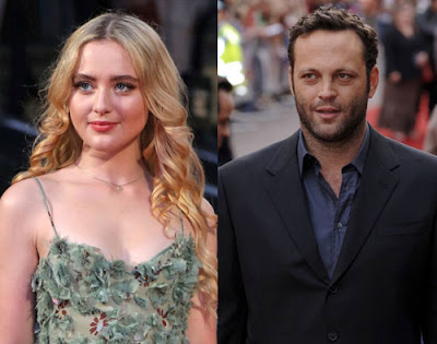 Vince Vaughn And Kathryn Newton Image