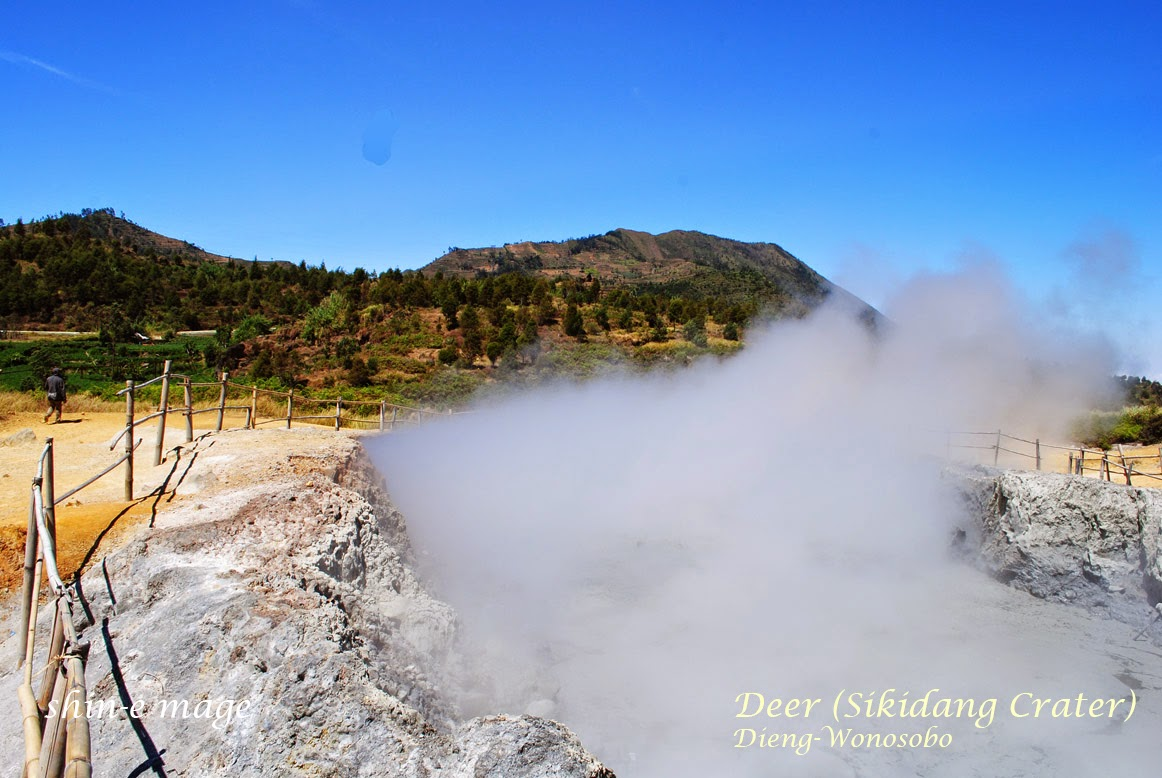 Dieng Three Craters Legend | Shine Images