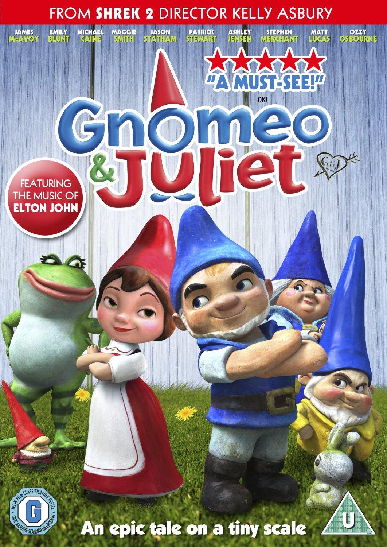 Nickalive Nickelodeon Uk To Debut Gnomeo Amp Juliet On