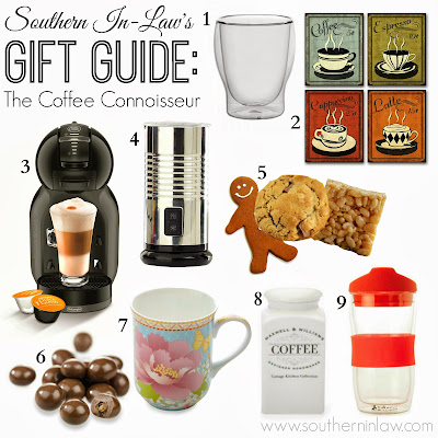 Coffee Lover's Gift Guide - Christmas 2013
