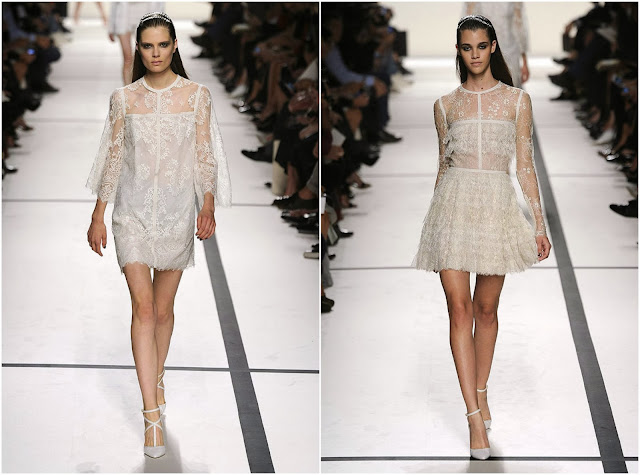 elie saab dresses vestidos paris fashion week