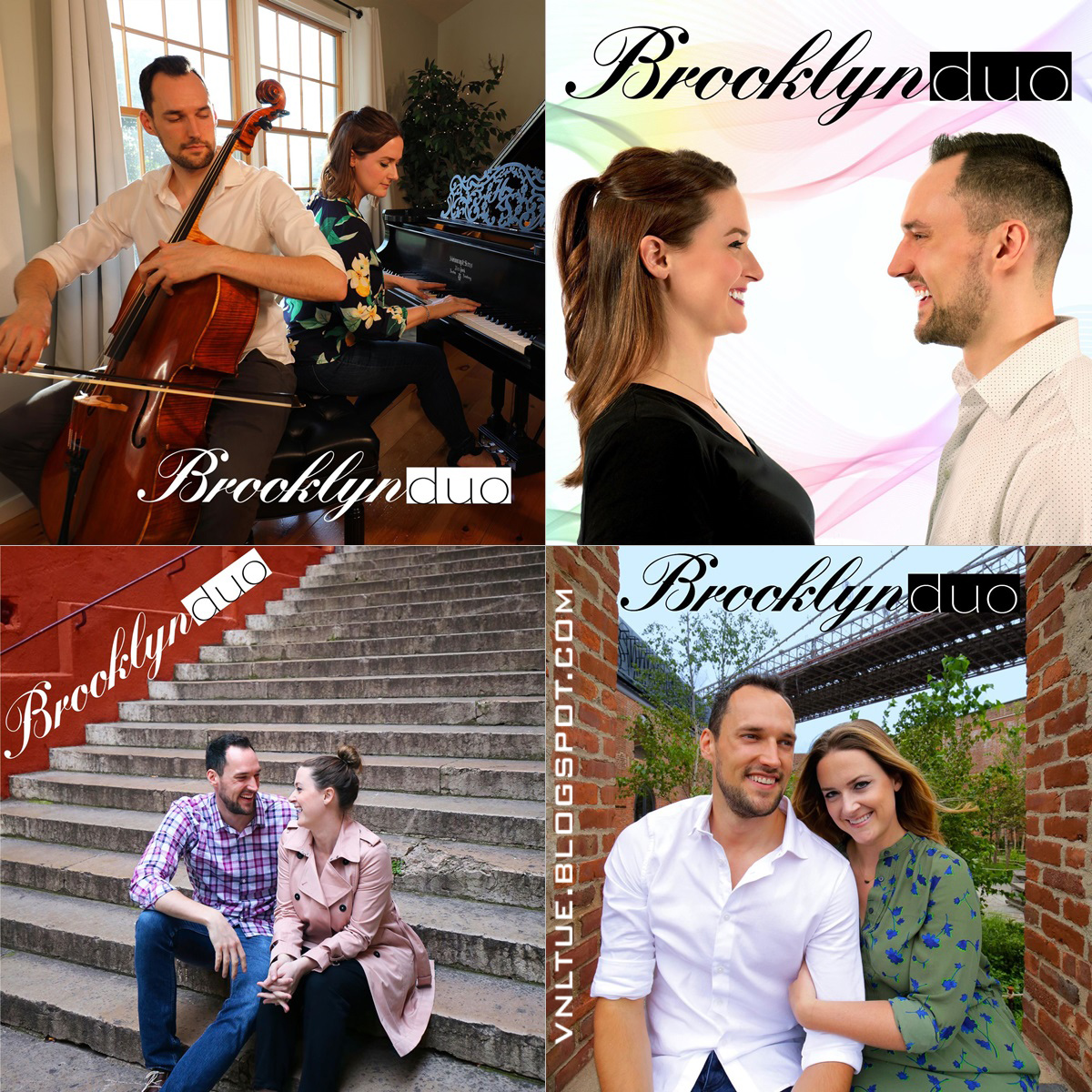 Classical Crossover, Piano, Cello] Brooklyn Duo - Collection