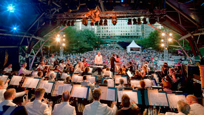 Canary Wharf Summer Concerts