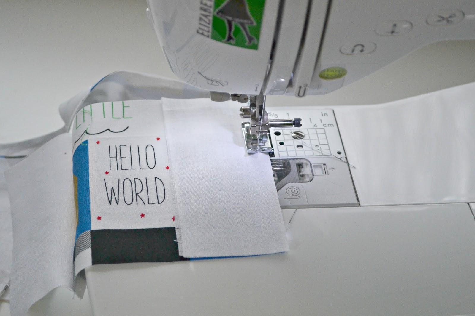 Paisley Roots: Fat Quarter Bundle Quilt using the Cricut Maker