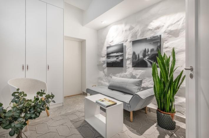 Proyecto para un apartamento de 11,5 m²