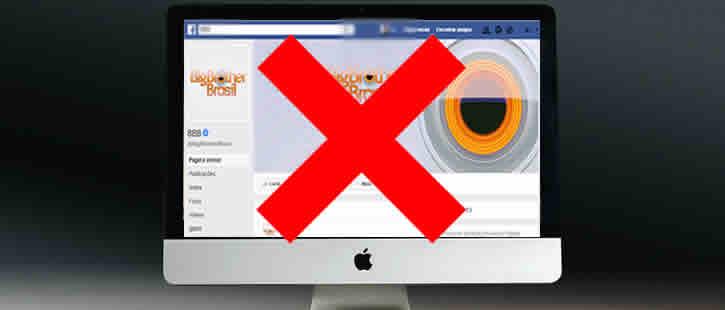 Bloquear publicações sobre o BBB no Facebook