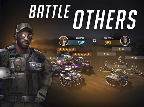 League of War Mercenaries Mod Apk for Android