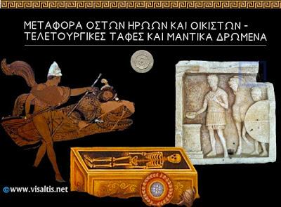 ΜΕΤΑΦΟΡΑ ΟΣΤΩΝ ΗΡΩΩΝ