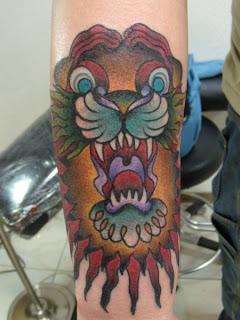 Wild Tattoos Lion Tattoo Pics