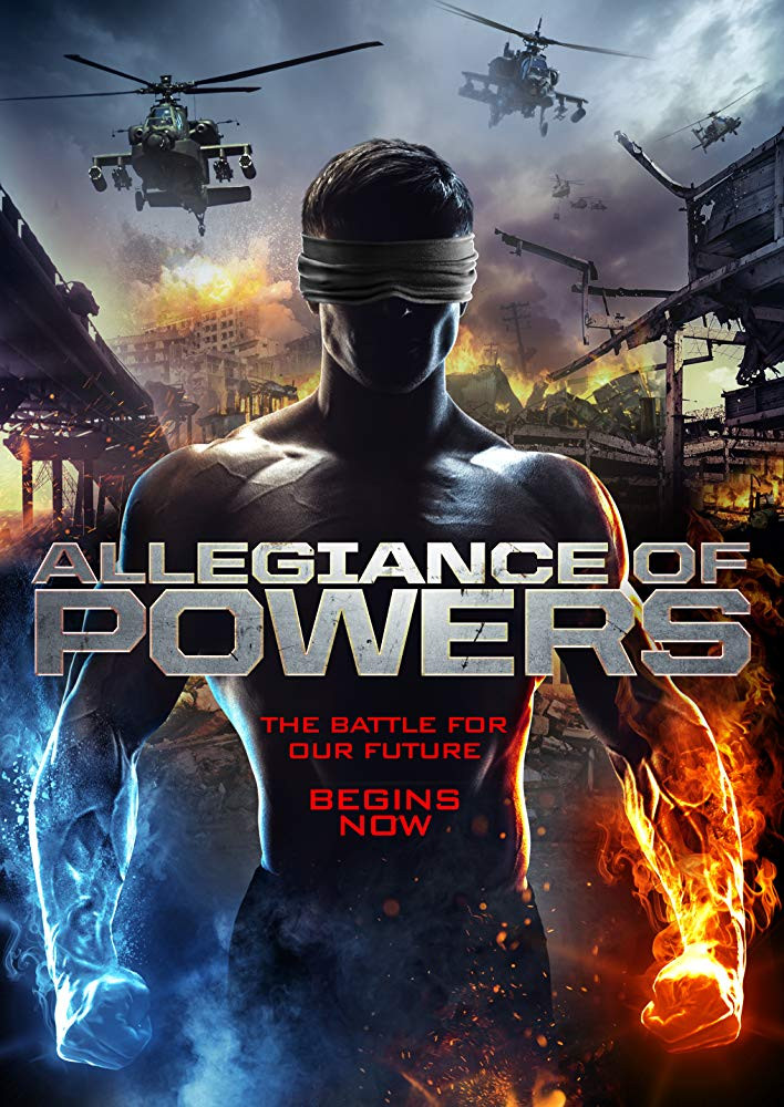 Allegiance of Powers 2016 Dual Audio Hindi 300MB HDRip ESubs Download